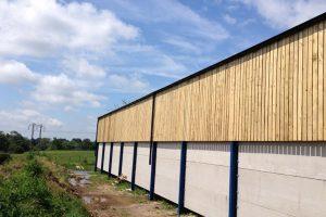 Concrete Panels for Grain Store