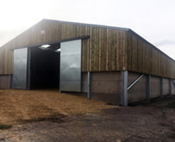 Atkinson Agri Building Gallery Feature Image